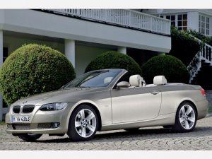 BMW3 series E93